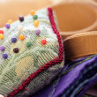 Pin cushion — Stock Photo #51525525