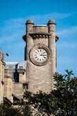 The Horniman Museum clock tower — Stock Photo