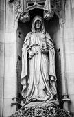Supreme Court statue — Stock Photo