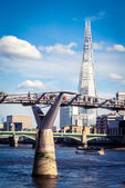 The Shard of Glass — Stock Photo