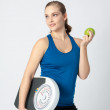 Healthy Dieting — Stock Photo