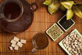 Tea pause — Stock Photo