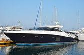 Motor yacht — Stock Photo