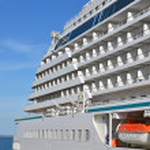 Постер, плакат: Cruise travel ship