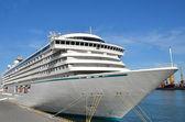 Výletní loď cestování — Stock fotografie