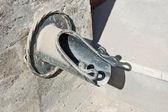 ビンテージ雨樋 — ストック写真