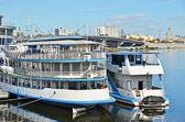 Reizen cruiseschip — Stockfoto