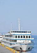 Cruise travel ship — Stock Photo