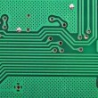 Stock Photo: Circuit board background