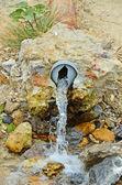небольшой водопад — Стоковое фото