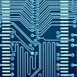Circuit board background — Stock Photo #20935959