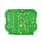 Old circuit board — Stock Photo #21265843