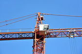 Grues de construction — Photo