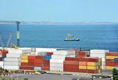 Nákladní kontejner — Stock fotografie