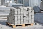 Pile de briques — Photo