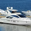 Motor yacht — Stock Photo #40495599