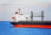 массовая грузовое судно — Стоковое фото
