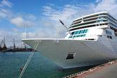 Cruise travel ship — Zdjęcie stockowe