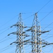 High voltage electric line — Stock Photo #49180797