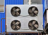 Ventilační systém — Stock fotografie