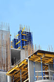 строительные работы сайта — Стоковое фото