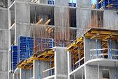 Bauarbeiten website — Stockfoto