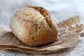 Whole grain roll — Stock Photo