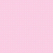 Pink background with dots — Stock Photo