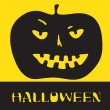 Vector de stock : Halloween symbol