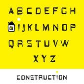 Construction — Vector de stock