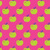 Appel pattern — Stock Vector