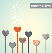 Happy Holidays! — Stockvector