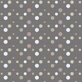 Polka dot background — Stock Vector
