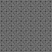 Arabic ornament, geometric, seamless pattern, vector — Stock Vector