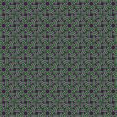 Arabic ornament, geometric, seamless pattern, vector — Stockvektor