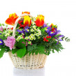 Beautiful bouquet from tulips — Stock Photo #14764949