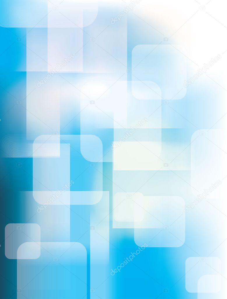 Vector awesome abstract blue backgrounds  — ベクター素材ストック #13526160