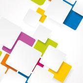 Moderne ontwerpsjabloon. — Stockvector
