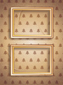 Vector Vintage Merry Christmas Frames. — Stock Vector