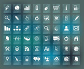 Quality icon Set — Stock Vector