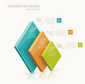 Modern infographics set. Diagram and Time Line design. Vector  — Stock Vector