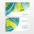 Business card abstract background. — Stock Vector #51148127