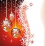 Christmas card. vector — Stock Vector #7217098