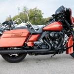 2011 built Harley Davidson Street Glide — Stock Photo #13761850