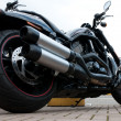 A 2012 built Harley Davidson Night Rod Special — Stock Photo #14013430