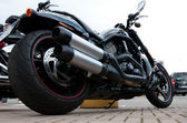 A 2012 built Harley Davidson Night Rod Special — Stock Photo