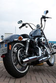 A 2012 built Harley Davidson Sportster Seventy-Two — Stock Photo