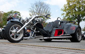 A 2012 built Rewaco RF1 trike — Stock Photo
