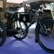 A 1900 built tricycle Rochet — Stock Photo