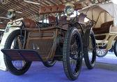 1897 inşa vetturetta chizzolini — Stok fotoğraf